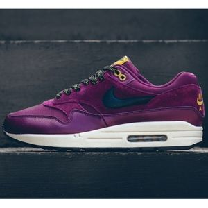 """Men's Nike Air Max 1 Premium """"Bordeaux"""" (Size 11)"""